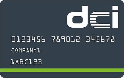 DCI Fuel Card