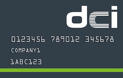 DCI Diesel Fuel Card