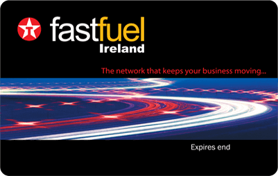 Texaco Fastfuel Card