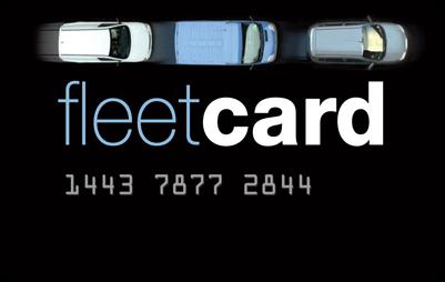 Fleetcard-Tankpas