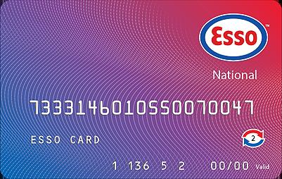 Esso National-Tankpas